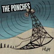 """CD The Ponches """"HuM"""""""