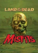 Poster Misfits Land Of The Dead [autographed]