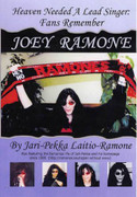 "Book ""Heaven Needed A Lead Singer: Fans Remembering Joey Ramone"""