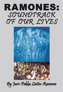 "Book ""Ramones: Soundtrack Of Our Lives"""