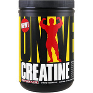 Universal Nutrition, Creatine, Fruit Punch, 500 g