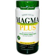 Green Foods Corporation, Magma Plus, 5.3 oz (150 g)