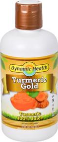 Dynamic Health Turmeric Gold - 32 fl oz