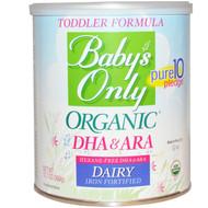Natures One, Babys Only Organic, Toddler Formula, DHA & ARA, Dairy, 12.7 oz (360 g)