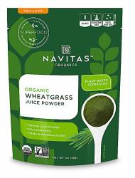 Navitas Organics Wheat Grass Powder - 1 oz