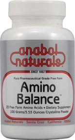A. Naturals Amino Balance - 3.53 oz