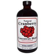 Natural Sources Cranberry Concentrate Drink -- 16 fl oz