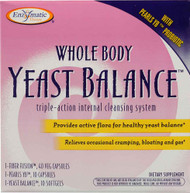 Enzymatic Therapy Whole Body Yeast Balance - 1 Kit