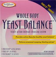 Enzymatic Therapy Whole Body Yeast Balance -- 1 Kit