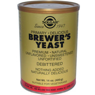 Solgar, Brewers Yeast Powder, 14 oz (400 g)