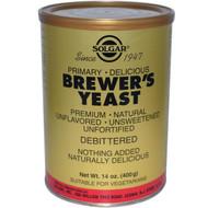 Solgar, Brewers Yeast Powder, 14 oz (400 g)
