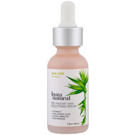 InstaNatural, Skin Brightening Serum, Anti-Aging, 1 fl oz (30 ml)