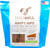 Dogswell Happy Hips Jerky for Dogs Chicken Breast - 13.5 oz