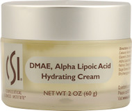 CSI, DMAE, Alpha Lipoic Acid Hydrating Cream - Non-GMO - 2 oz (60 g)