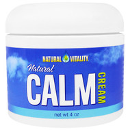 Natural Vitality, Natural Calm Cream, 4 oz