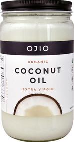 Ojio Organic Coconut Oil Extra Virgin - 32 oz