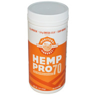 3 PACK of Manitoba Harvest Hemp Yeah! Organic Max Protein -- 1 lb