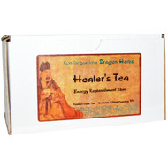 Dragon Herbs, Healers Tea, Energy Replenishment Elixir, 7 Pouches