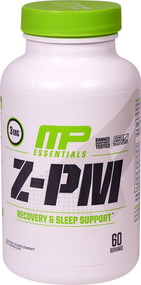 MusclePharm Essentials Z-PM - 60 Servings