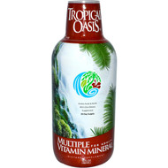 Tropical Oasis Multiple Vitamin Mineral for Adults - 16 fl oz