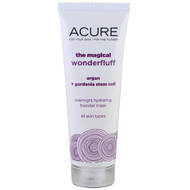 Acure, The Magical Wonderfluff, Argan Plus Gardenia Stem Cell, 1.4 fl oz (41 ml)