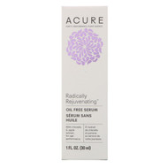 Acure, Radically Rejuvenating, Oil Free Serum, 1 fl oz (30 ml)