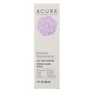 Acure, Radically Rejuvenating, Oil Free Serum, 1 fl oz (30 ml)