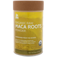 OMG! Organic Meets Good, Organic Raw, Maca Roots Powder, 8 oz (227 g)