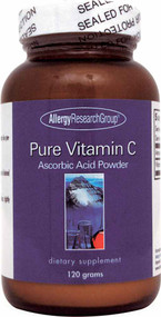 Allergy Research Group Pure Vitamin C - 2000 mg - 120 g