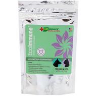 Vet Organics, EcoImmune, Natural Health Supplement, Immune Support & Booster Formula, For Dogs & Cats, 4 oz (113 g)
