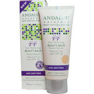 Andalou Naturals, BB Skin Perfecting Beauty Balm, Natural Tint with SPF 30, 2 fl oz (58 ml)