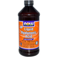 NOW Liquid Hyaluronic Acid Berry - 100 mg - 16 fl oz