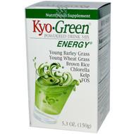 Wakunaga - Kyolic, Kyo-Green Powdered Drink Mix, 5.3 oz (150 g)