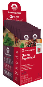 Amazing Grass Green SuperFood Berry -- 15 Packets
