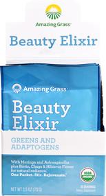 Amazing Grass Organic Beauty Elixir - 10 Servings