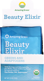 Amazing Grass Organic Beauty Elixir - 10 Servings