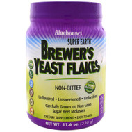 Bluebonnet Nutrition, Super Earth Brewers Yeast Flakes, 1.16 oz (330 g)