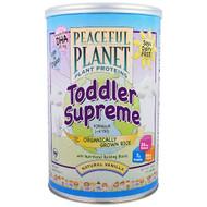 VegLife, Toddler Supreme Formula, 1-4 Years, Natural Vanilla, 14 oz (397 g)