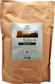 Organic India, Tulsi Holy Basil Original Loose Leaf - 1 lb