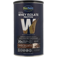 Biochem Sports Whey Protein Powder Chocolate -- 15.4 oz