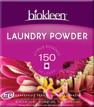 Biokleen Laundry Powder Grapefruit Seed and Citrus Extract -- 10 lbs