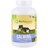 Pet Naturals of Vermont, Calming, For Dogs and Cats , 160 Chews