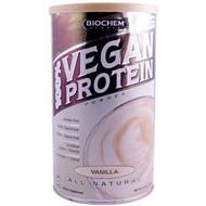 Country Life, Gluten Free, BioChem Sports, 100% Vegan Protein Powder, Vanilla, 15.3 oz (438 g)