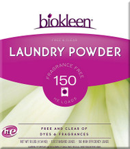 Biokleen Free And Clear Laundry Powder -- 10 lbs