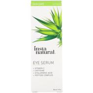 InstaNatural, Eye Serum, Anti-Aging, 1 fl oz (30 ml)