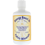 Morningstar Minerals, Energy Boost 70, Fulvic Minerals, 32 fl oz (946 ml)