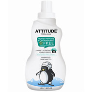 ATTITUDE, Little Ones, Laundry Detergent, Pear Nectar, 35 Loads, 35.5 fl oz  (1.05 l)