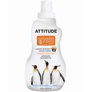 ATTITUDE, Laundry Detergent, Citrus Zest, 35 Loads, 35.5 fl oz (1.05 l)