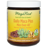 MegaFood, Daily Maca Plus, For Men, 1.57 oz (44.4 g)