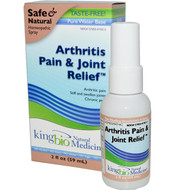 King Bio Homeopathic, Arthritis Pain & Joint Relief, 2 fl oz (59 ml)